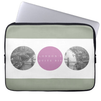 """London's Quite Big"" - Harry Styles Laptop Sleeve"