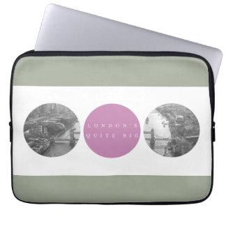 """London's Quite Big"" - Harry Styles Laptop Sleeve"