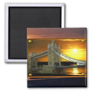 London's Tower  Bridge Magnet