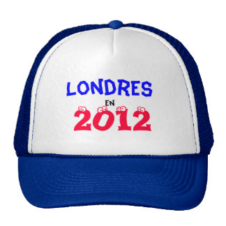 Londres en 2012 hat