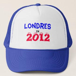 Londres en 2012 trucker hat