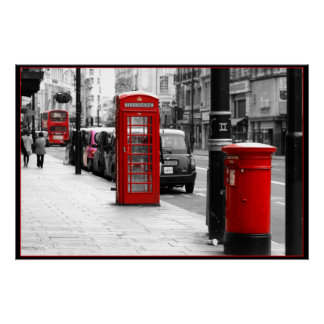 Londres Print