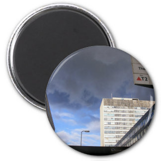Londscape 6 Cm Round Magnet