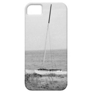 Lone Boat iPhone Case Barely There iPhone 5 Case