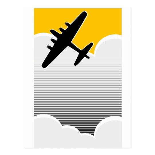 Lone Bomber Postcard