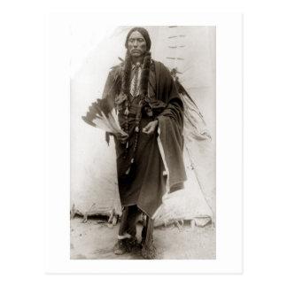 Lone Comanche Postcards