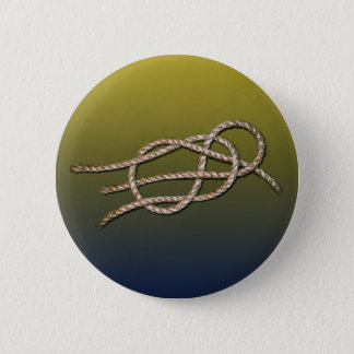 Lone Knot - Round Button
