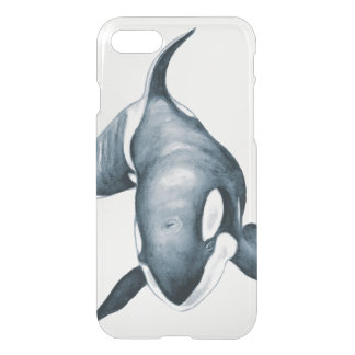 Lone Orca Whale iPhone 7 Case
