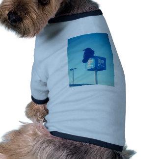 Lone Raven Walmart cart sign Ringer Dog Shirt