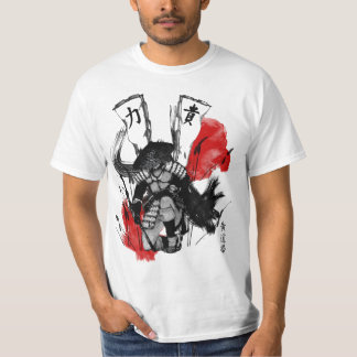 Lone Samurai Warrior T-Shirt