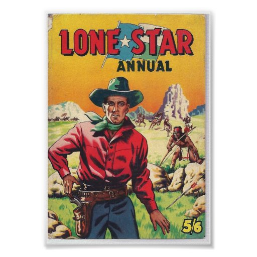 Lone Star Annual Poster