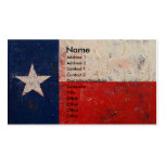 Lone Star Business Card Template