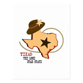 Lone Star Postcard