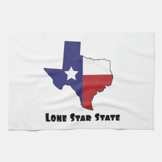 Lone Star Texas Tea Towel