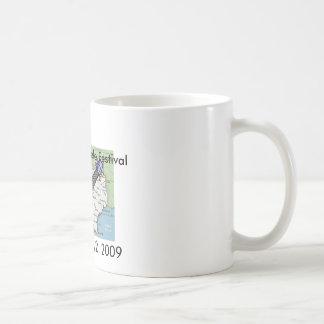 Lone Star Ukulele Festival Merchandise Basic White Mug