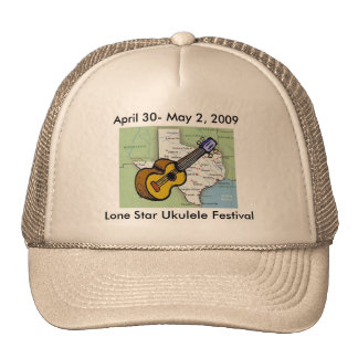 Lone Star Ukulele Festival Merchandise Cap