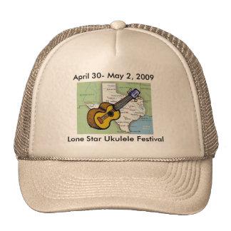 Lone Star Ukulele Festival Merchandise Trucker Hat