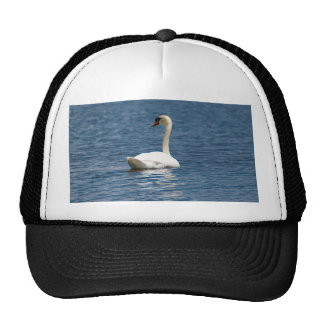 Lone Swan Mesh Hats
