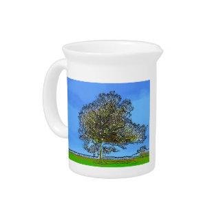 LONE TREE PITCHER