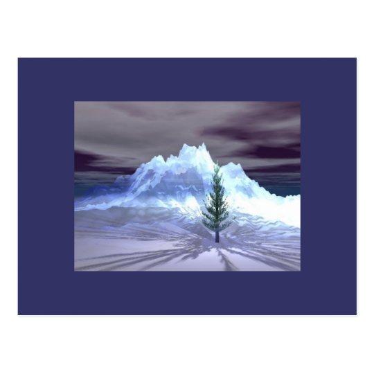 Lone Tree Postcard