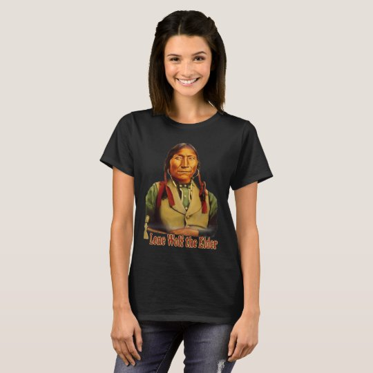 Lone Wolf / American Holocaust T-shirt