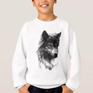 Lone Wolf - Basic Sweatshirt For Kids