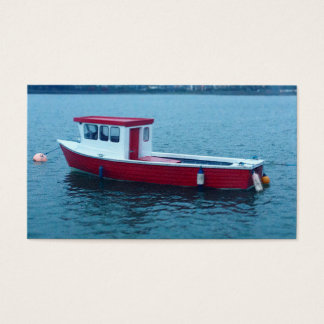 Lonely Boat Business Card