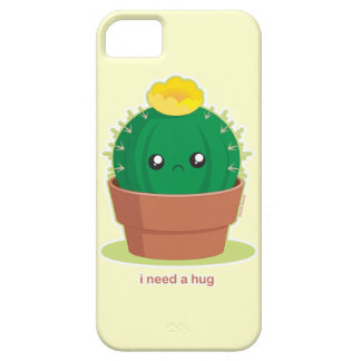 Lonely Cactus iPhone 5 Cases