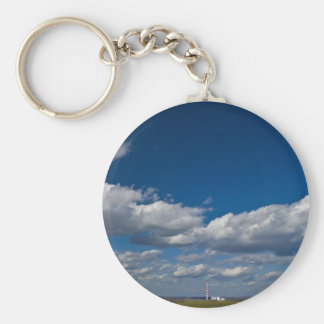 lonely chimney key chains