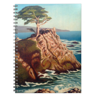 Lonely Cypruss Note Book
