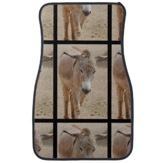Lonely Donkey Car Mat