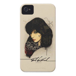 Lonely Girl Case-Mate iPhone 4 Cases