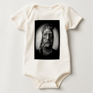 Lonely Indian Baby Bodysuit