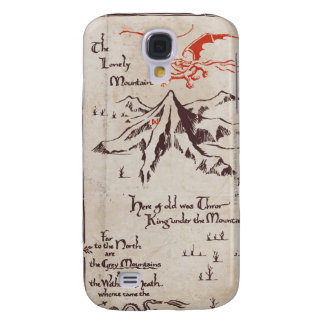 Lonely Mountain Galaxy S4 Case