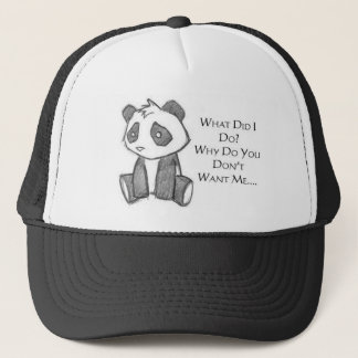 Lonely Panda Hat