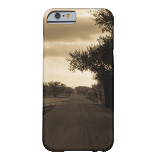 Lonely Road Barely There iPhone 6 Case