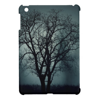 Lonely Tree at Night Case For The iPad Mini