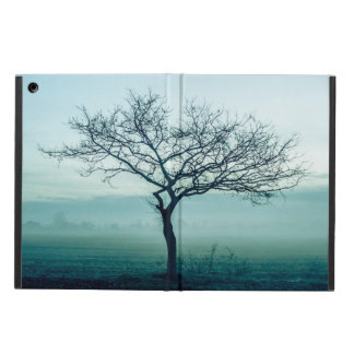 Lonely Tree In The Mist iPad Air Case