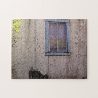 Lonely Window Jigsaw Puzzle