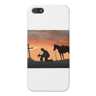 Lonesome Cowboy iPhone 5 Cases