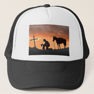 Lonesome Cowboy Trucker Hat