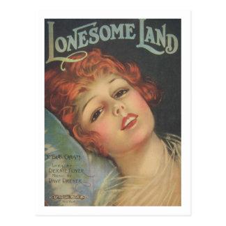 Lonesome Land Postcard