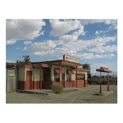 Lonesome Town Postcard