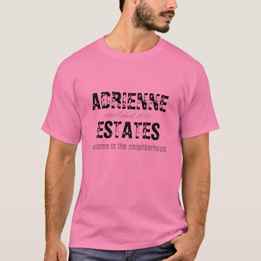 Long3 A Estates T-Shirt