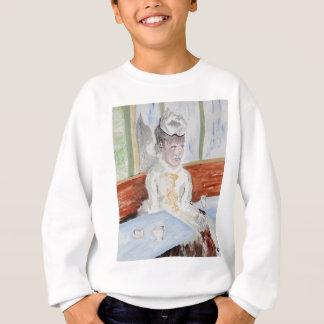 Long After Degas Left Sweatshirt