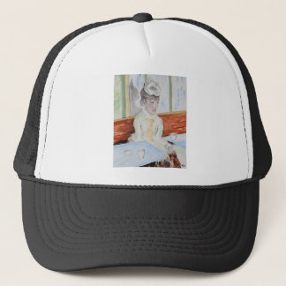 Long After Degas Left Trucker Hat