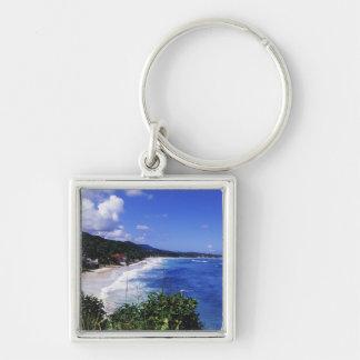 Long Bay, Port Antonio, Jamaica Key Ring