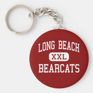 Long Beach - Bearcats - Middle - Long Beach Key Ring