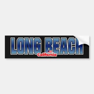Long Beach Bumper Bumper Sticker