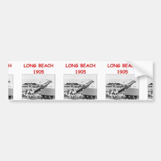 long beach bumper stickers